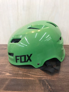 Fox Helmet Transition
