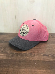 Factory Hat - Red