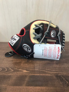 "Rawlings Glove HOH R2G (11-1/2"") Black/Red"