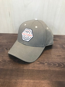 Factory Hat - Grey