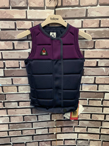 Follow Vest Pharoh - Plum