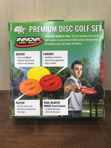 Innova Disc Golf Set Premium G Star