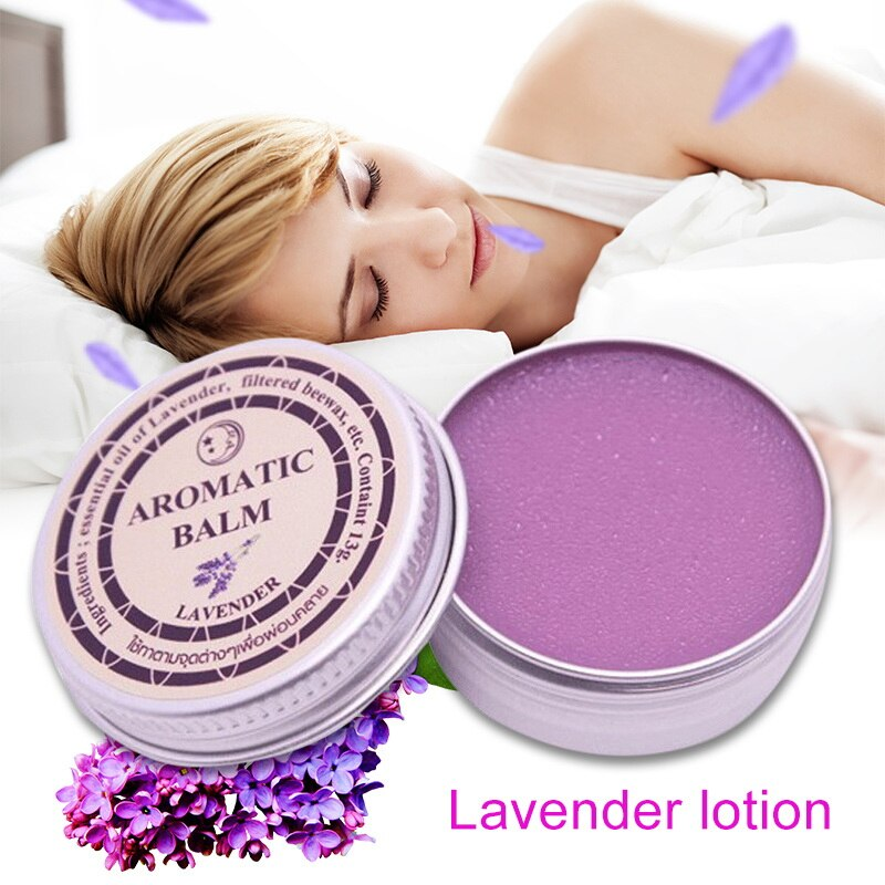 Lavender insomnia treatment