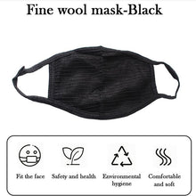 Load image into Gallery viewer, Face Mask PM2.5 Dust Respirator Washable Reusable Masks Cotton
