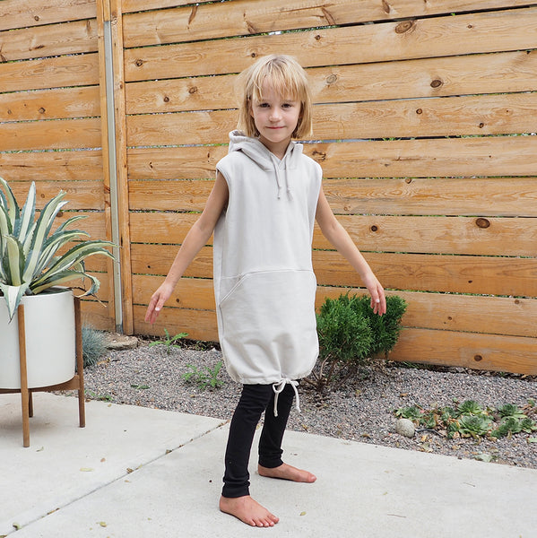hooded tank dress pattern