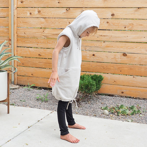 hooded dress pattern