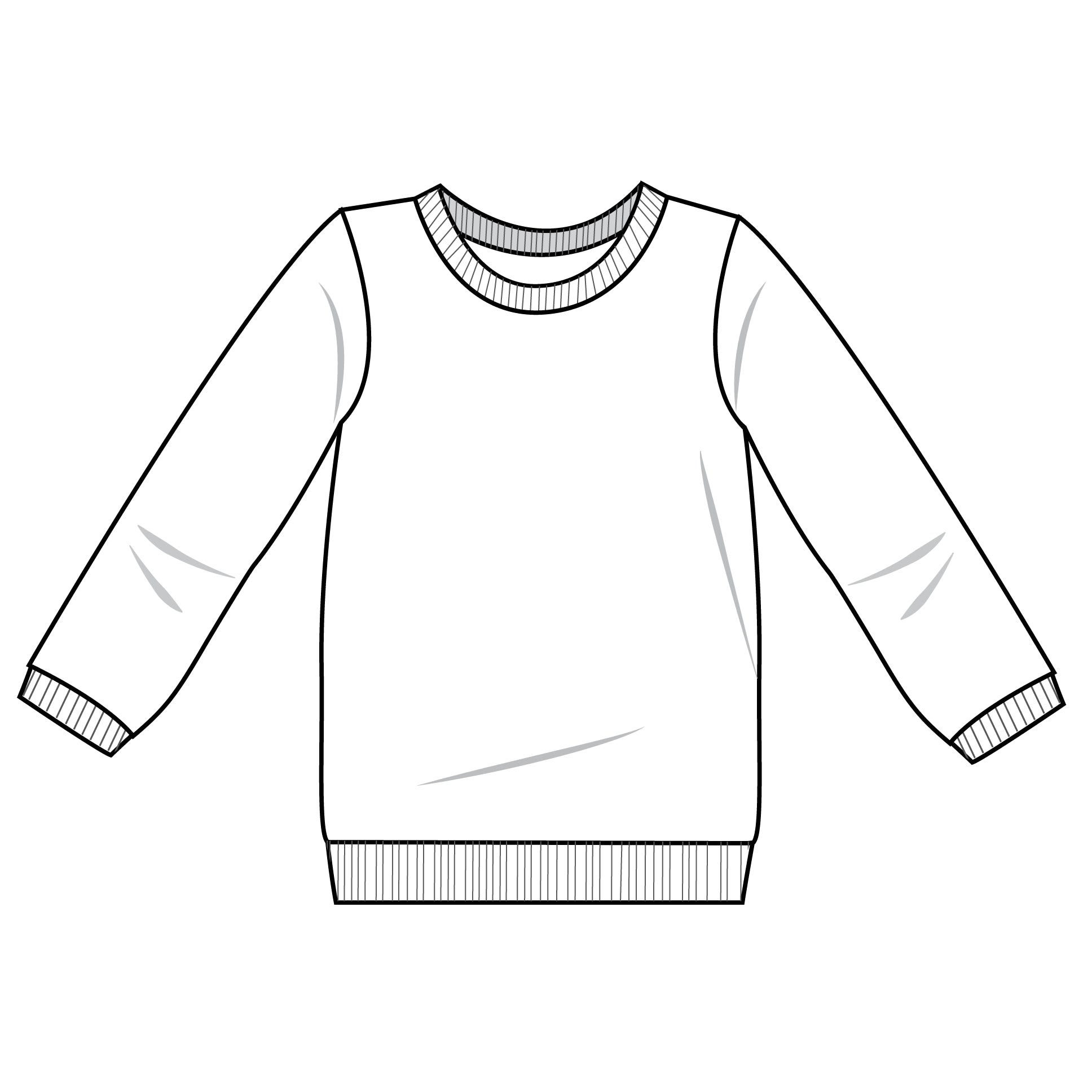 Free T Shirt Sewing Pattern Brindille Twig