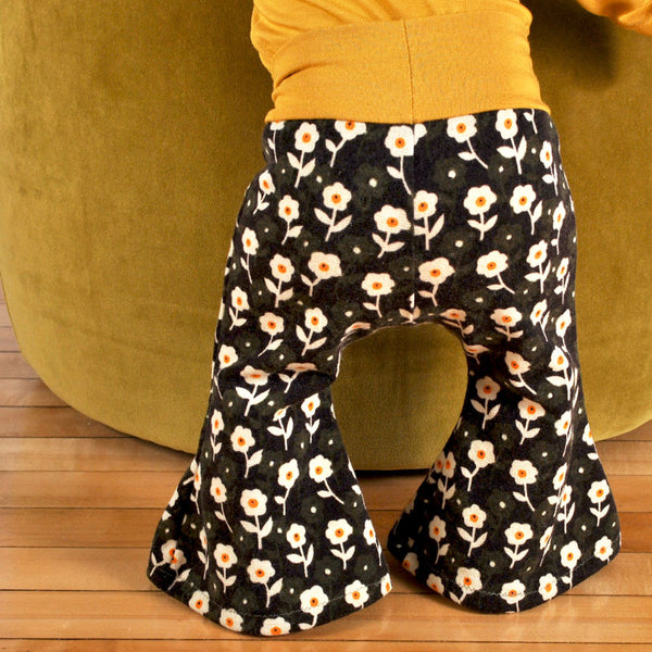 bell bottom pants : 30