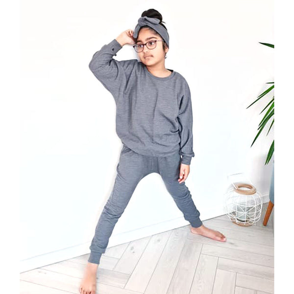 lounge sweatshirt : K005