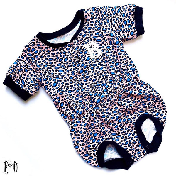 kids romper pattern