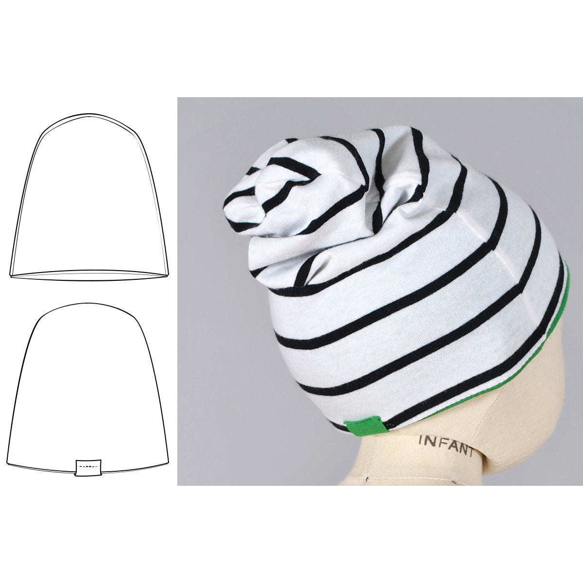 Beanie Sewing Pattern New Inspiration Design