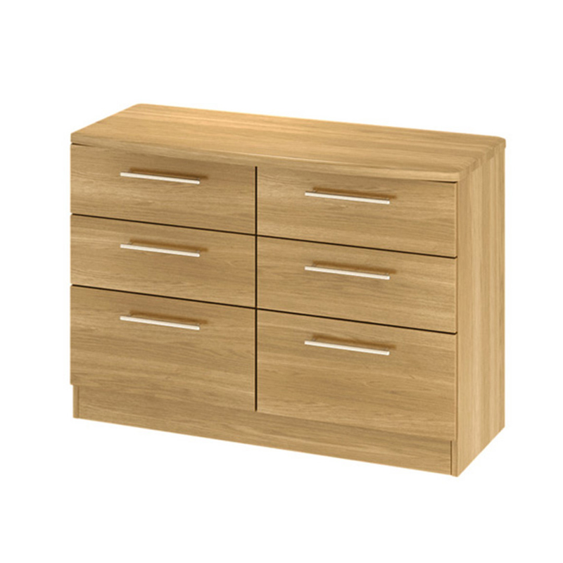 Welcome Furniture Sherwood 6 Drawer Midi Chest
