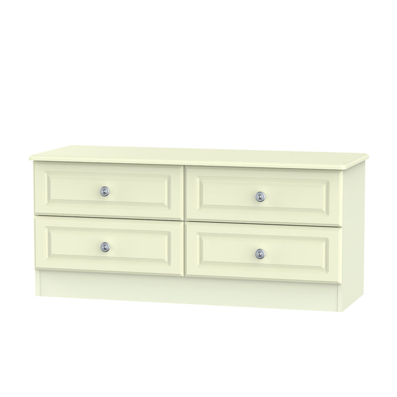 Welcome Furniture Pembroke 4 Drawer Bed Box