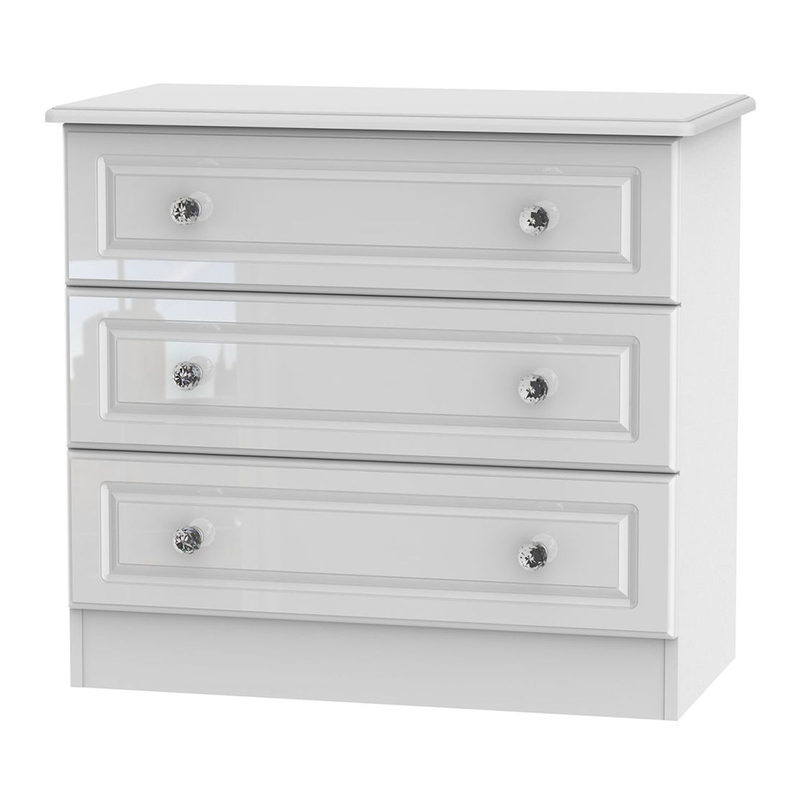 Welcome Furniture Balmoral 3 Drawer Chest