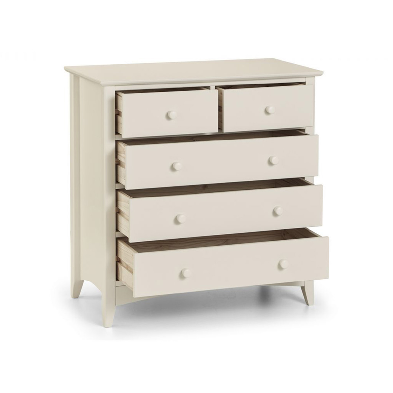 Julian Bowen Cameo 3+2 Drawer Chest