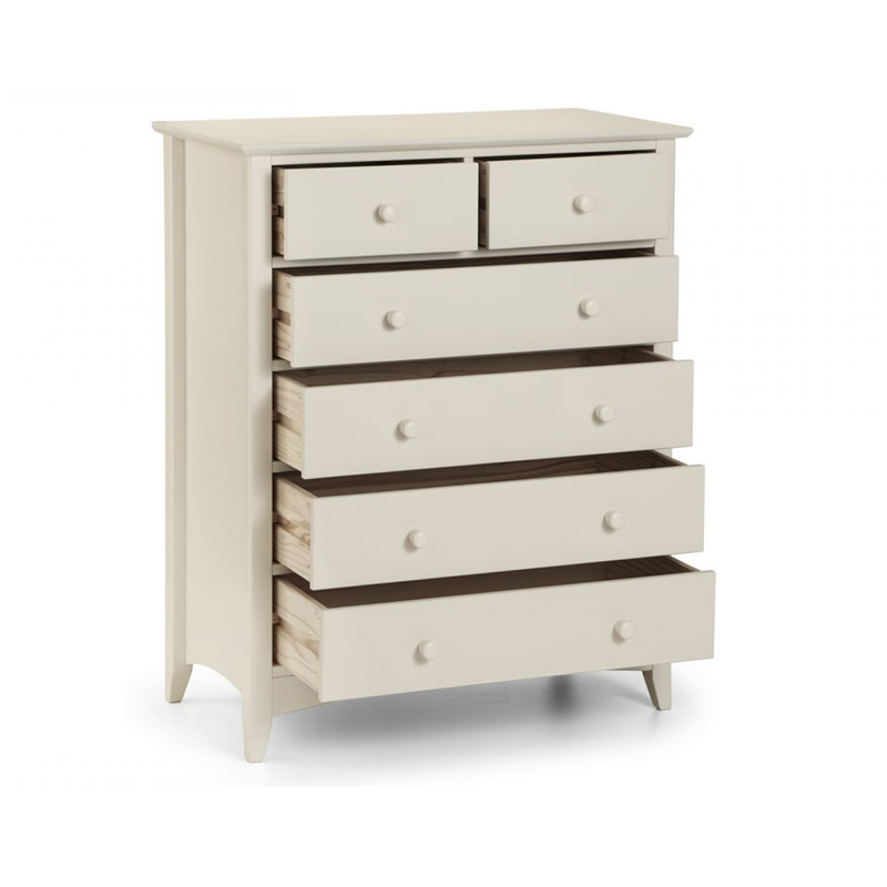 Julian Bowen Cameo 4+2 Drawer Chest