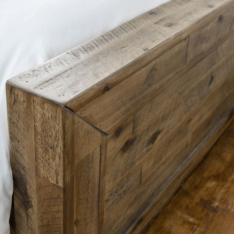Julian Bowen Hoxton Bed Double Size