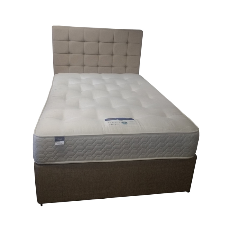 Silentnight Leona Eco Mattress With Siesta Base Small Double Size
