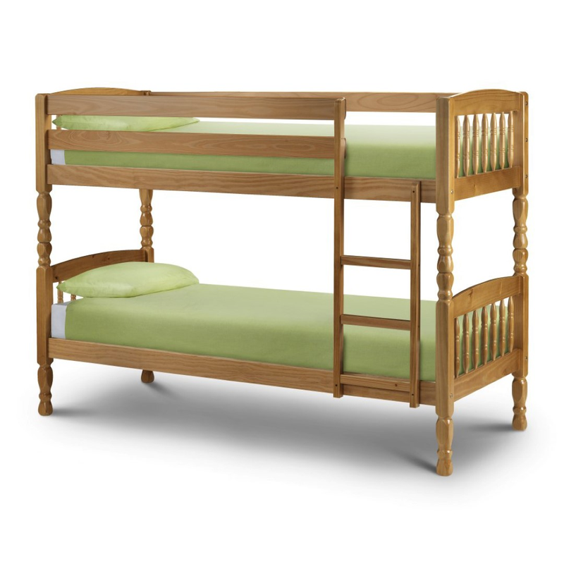Julian Bowen Lincoln Bunk Beds Wooden
