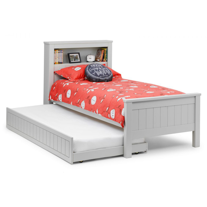 Julian Bowen Maine Bookcase Bed Single Size