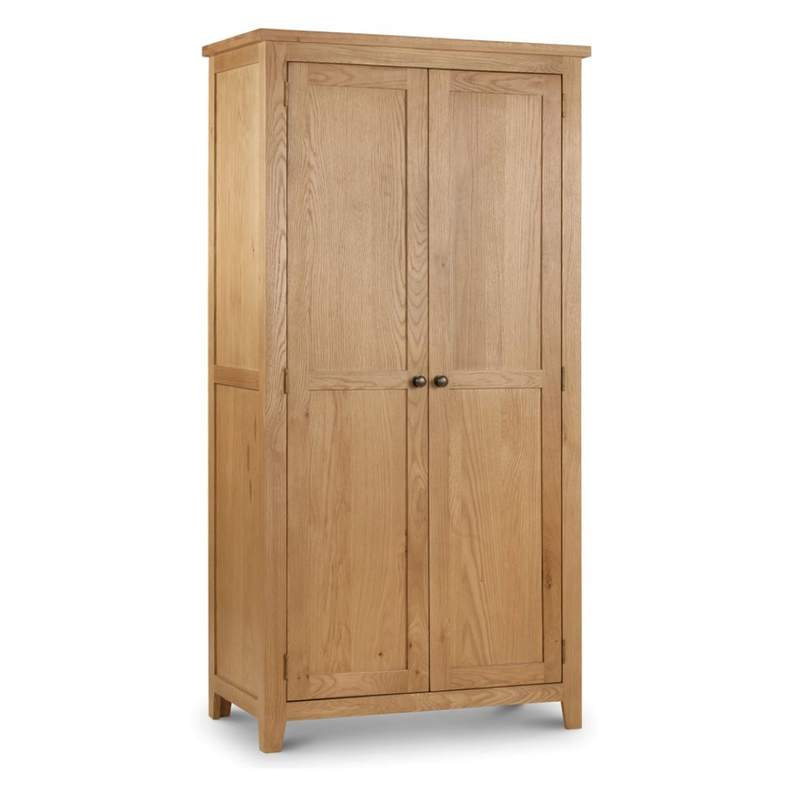 Julian Bowen Marlborough Standard 2 Door Wardrobe