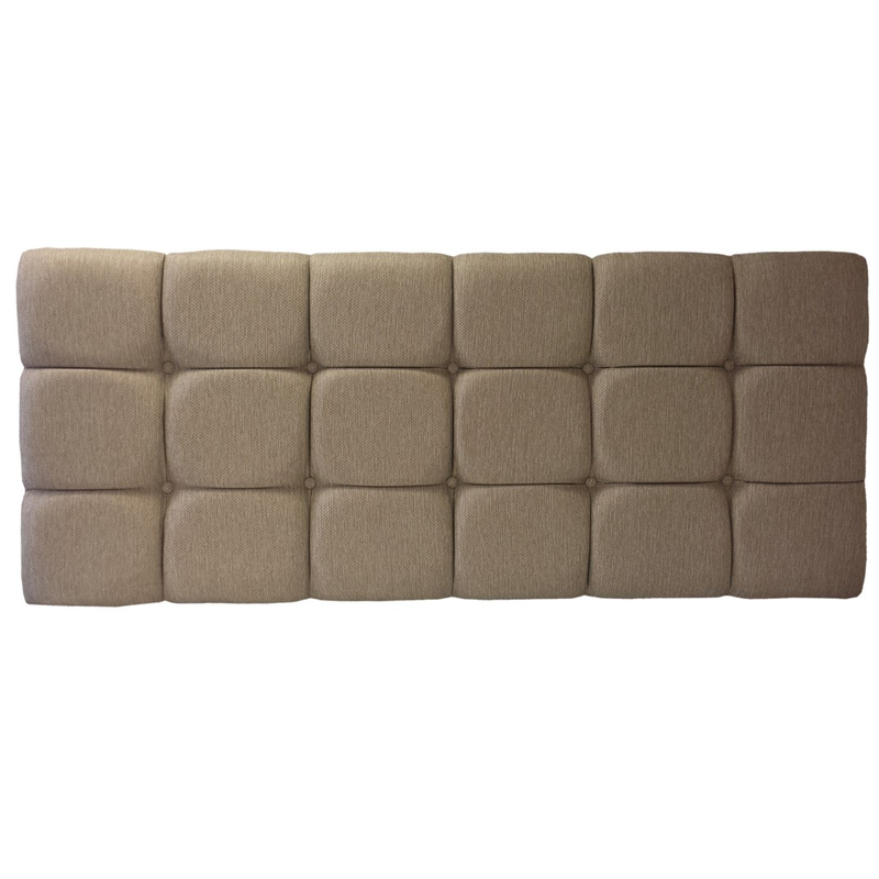 Siesta Newlyn Button Headboard King Size