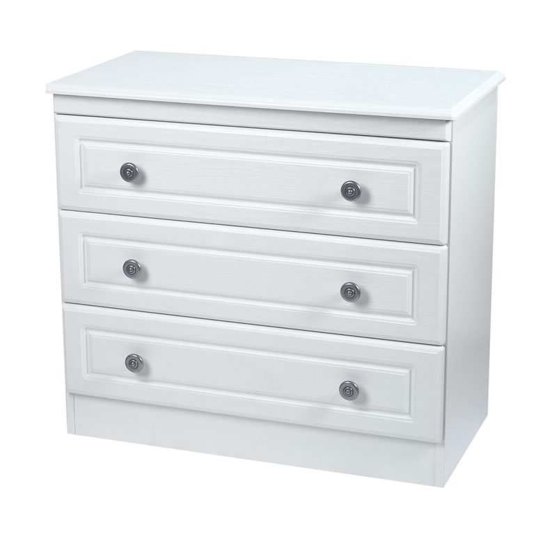 Welcome Furniture Pembroke 3 Drawer Chest