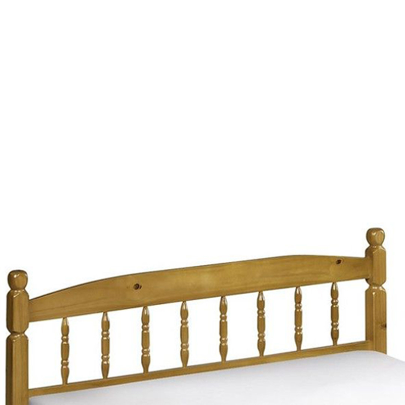 Julian Bowen Pickwick Bed Small Double Size Wooden