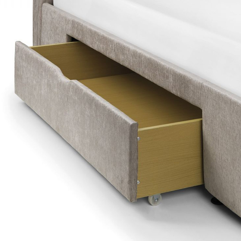Julian Bowen Ravello Storage Bed Double Size Fabric
