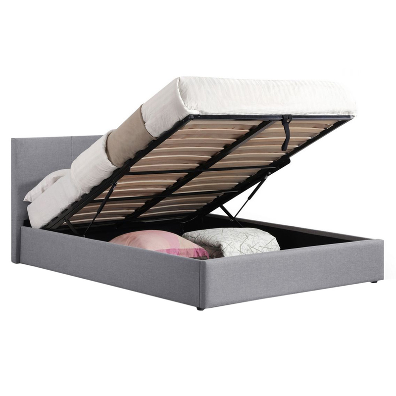 Julian Bowen Rialto Lift-Up Storage Bed King Size Fabric