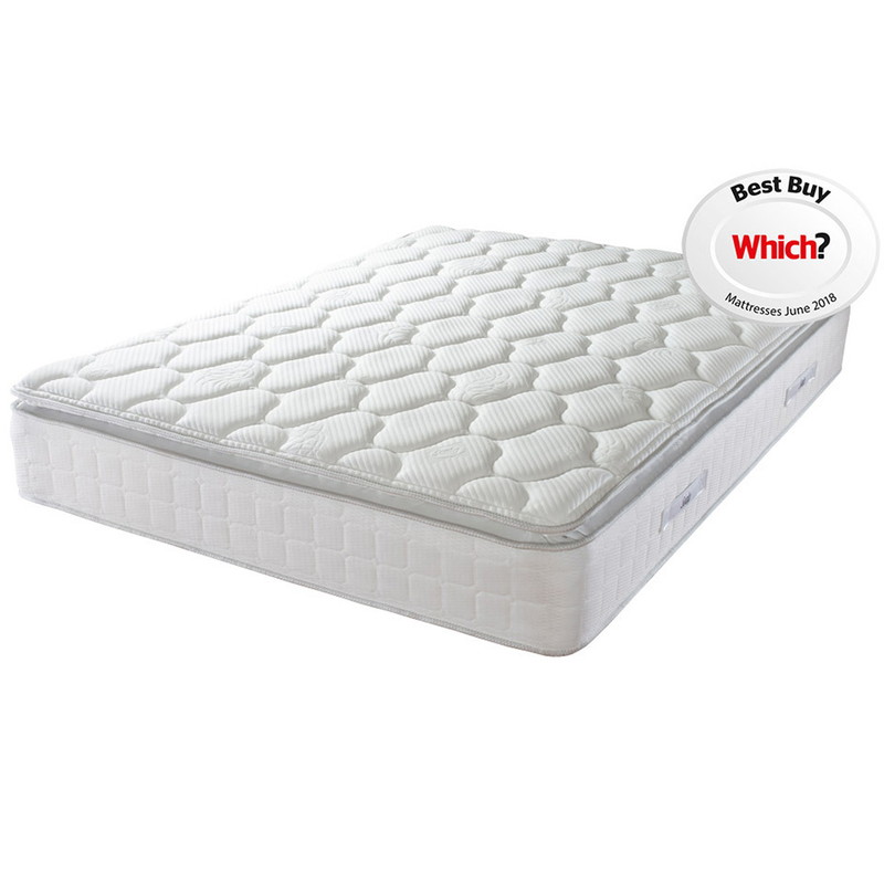 Sealy Nostromo 1400 Mattress Super King Size
