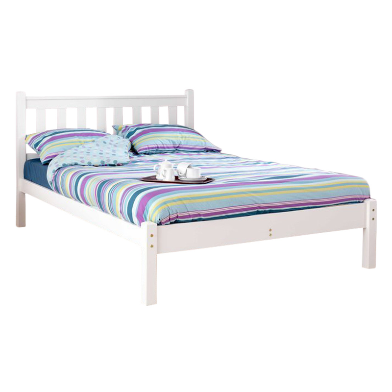 Friendship Mill Shaker Bed Double Size