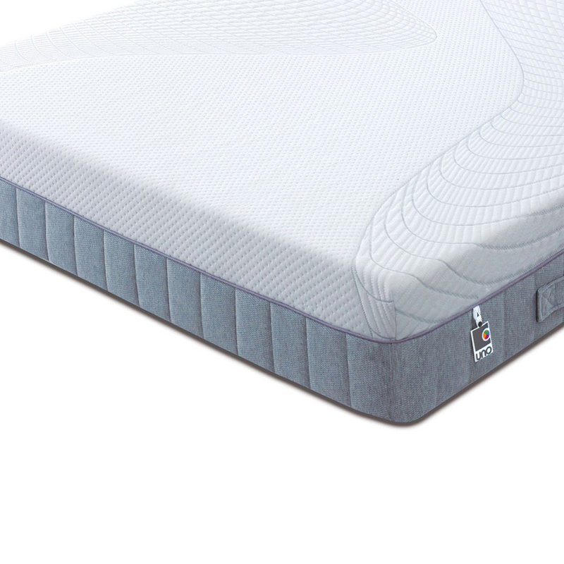 Breasley Foam Uno Memory Pocket 1000 Mattress Double Size
