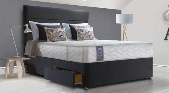 Sealy Small Double Divan Beds