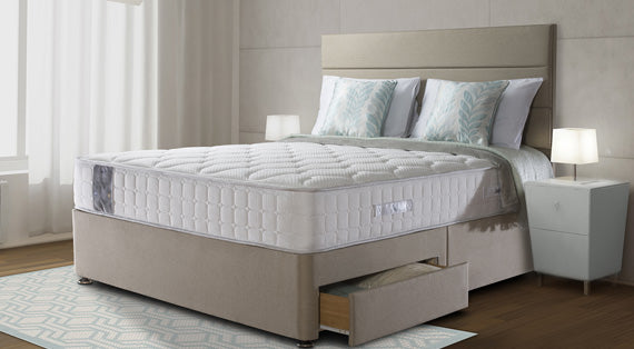 Sealy Super King Divan Beds