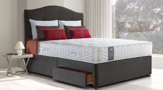 Sealy Single Divan Beds