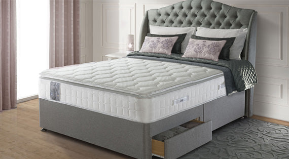 Sealy King Divan Beds