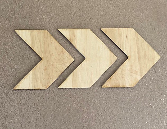 Chevron Wall Decor