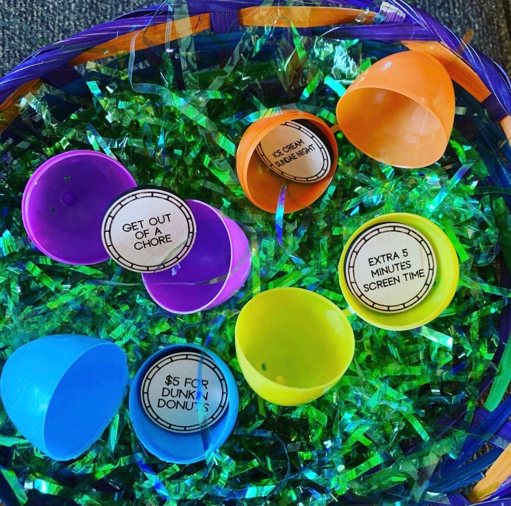 Easter Basket Tokens Bundle - 18 included!
