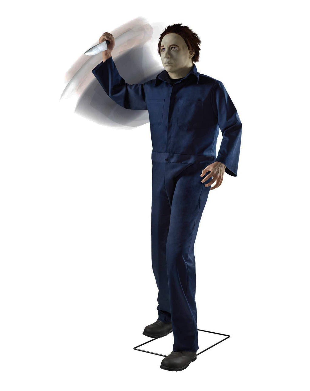 6 Ft Michael Myers Animatronics Decorations - Halloween H20