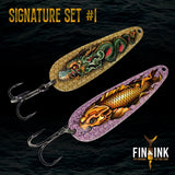 Artist Signature Set COMBO Pack- 3 Sets of Lures