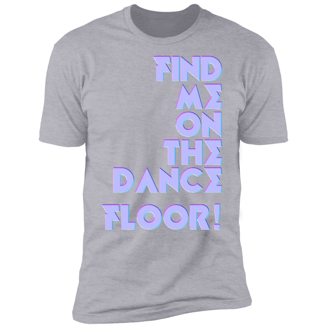 DanceFloor Short Sleeve T-Shirt