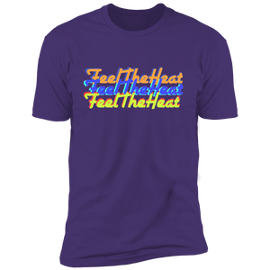 Feel The Heat Short Sleeve Unisex Tee