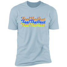 Load image into Gallery viewer, Feel The Heat Short Sleeve Unisex Tee
