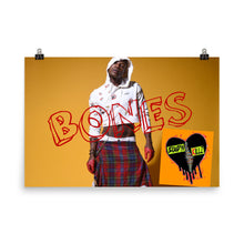 Load image into Gallery viewer, Bones Poster