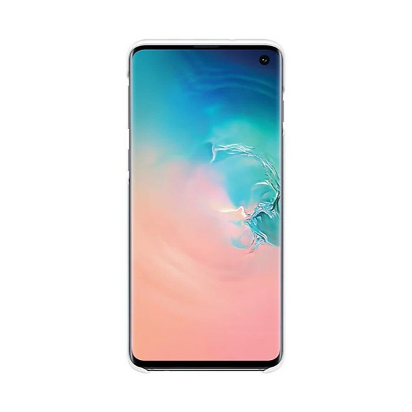 Galaxy S10 LED Cover EF-KG973CWEGIN - White