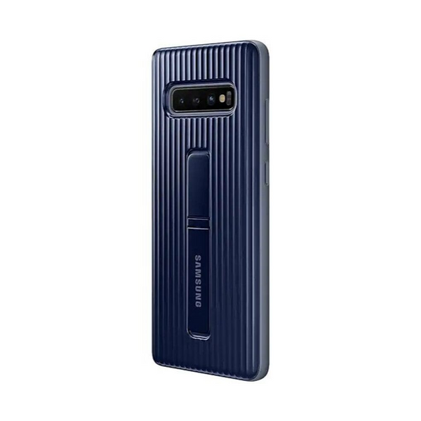 Galaxy S10+ Protective Standing Cover EF-RG975CBEGIN - Black