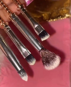 nature princess makeup brushes