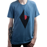 No Man's Sky Blue The Atlas T-shirt