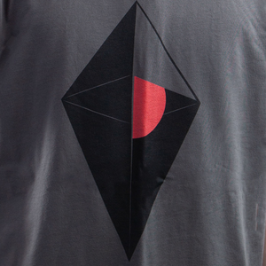 No Man's Sky Grey The Atlas T-shirt